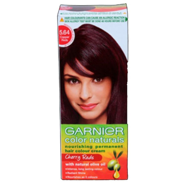 Garnier Color Naturals Copper Reds 5.64 Hair Color