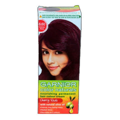 Garnier Color Naturals Intense Reds 6.60 Hair Color 60 Ml + 40 Gm
