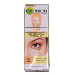 Garnier Light Anti Dark Circle Eye Roll- On Medium Skin