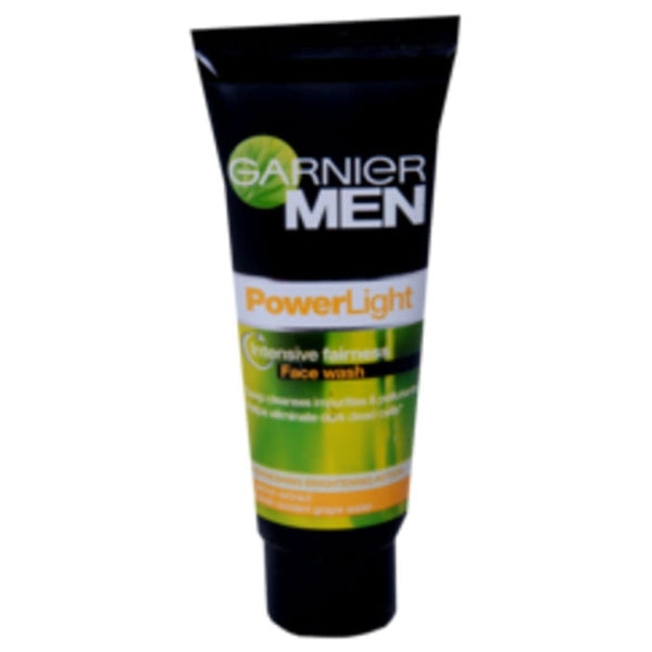 Garnier Men Power Light Face Wash