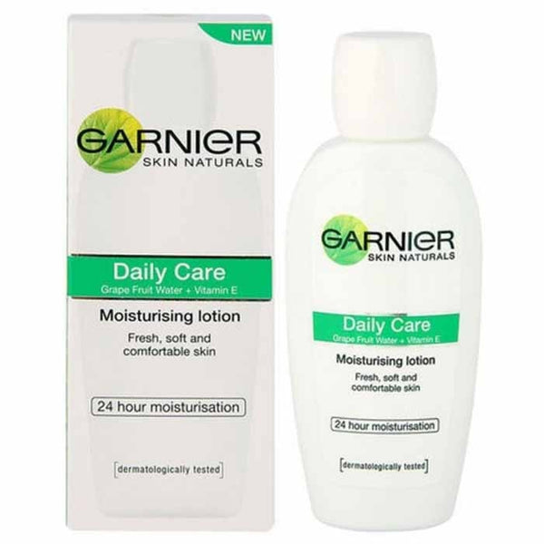 Garnier Skin Naturals Daily Care Grape Fruit Water + Vitamin E Moisturising Lotion