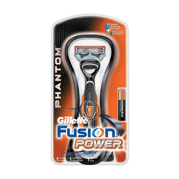 Gillette Fusion Power Phantom Razor 1 Pcs