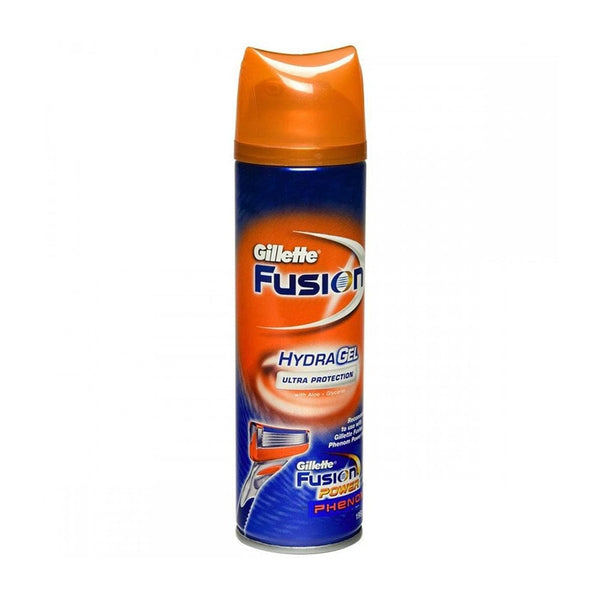 Gillette Fusion Hydra Gel Ultra Protection