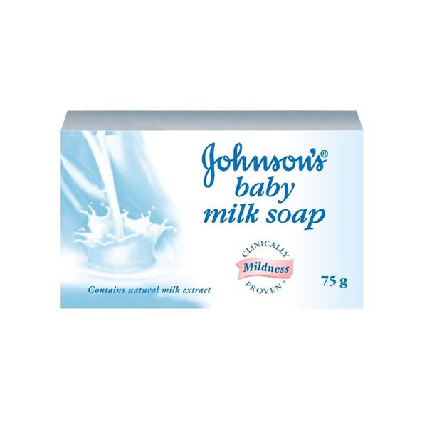 Johnson & Johnson Baby Milk Soap
