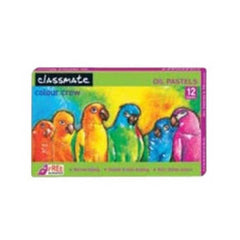 Classmate Oil Pastels 25 + 2 Shades