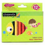Classmate Wax Crayons Regular