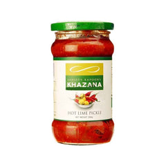 Sanjeev Kapoor Khazana Pickle Hot Lime