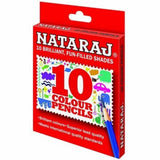 Nataraj Colour Pencil ( Half Size) Pack Of 10