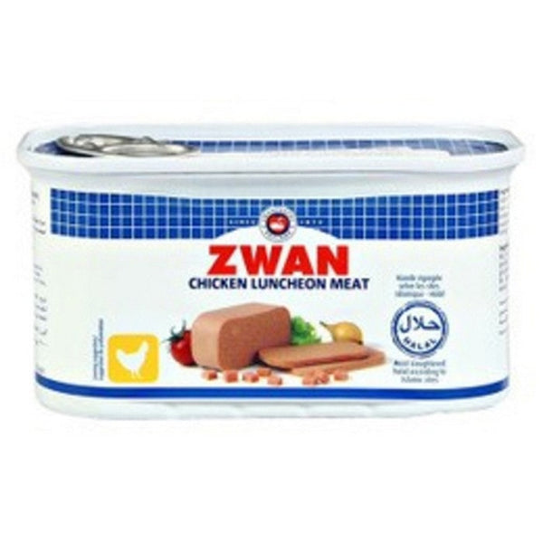 Zwan Chicken Luncheon Meat (B)