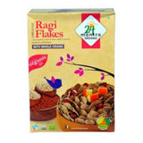 24 Letter Mantra Organic Ragi Flakes With Whole Grains