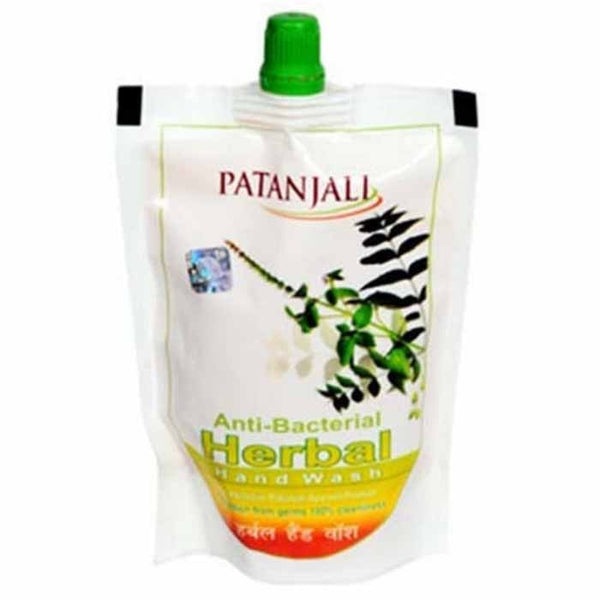 Ramdev Patanjali Anti Bacterial Herbal Hand Wash Refill