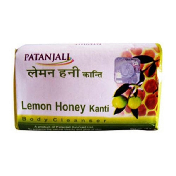 Ramdev Patanjali Lemon Honey Kanti Body Cleanser