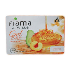 Fiama Di Wills Mild Deo Peach & Avocado Soap 125 Gm