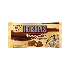 Hersheys Nuggets Milk Chocolate With Almonds