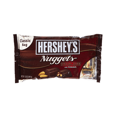 Hersheys Nuggets Special Dark With Almonds Chocolate