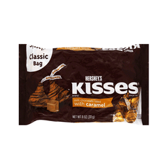 Hersheys Kisses Milk Chocolate Filled With Caramel