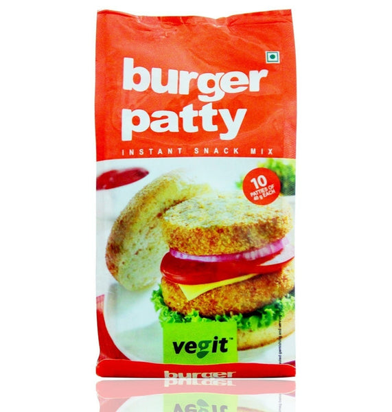 Vegit Burger Patty Bun Patty Mix