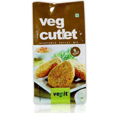 Vegit Veg Cutlet Vegetable Mix