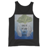 Smoothie Game on Lock Unisex  Tank Top