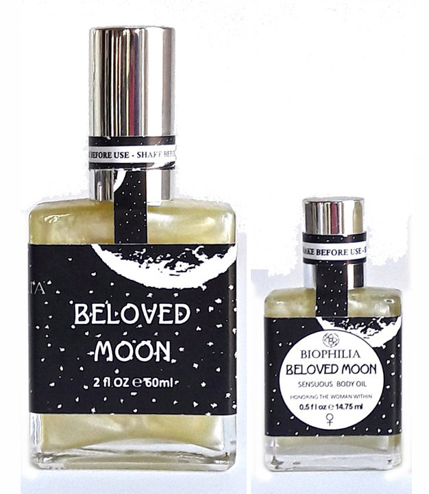 Beloved Moon Body & Face oil
