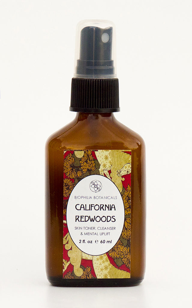 California Redwood Aroma Spray/Toner