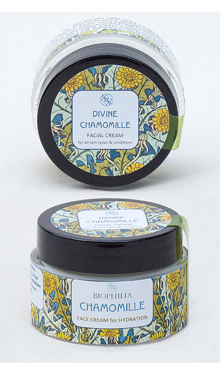 Chamomile Soothing Facial Cream