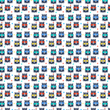 Cool Cats Tiger Printed Vinyl - Craft Vinyl
