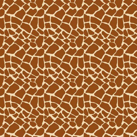Giraffe Spots Patterned Vinyl - Craft Vinyl - Printed Adhesive 651 and Heat Transfer HTV