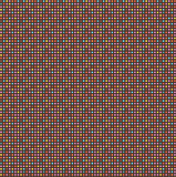 Brown Multi Polka Dots Printed Craft Vinyl - Outdoor or HTV