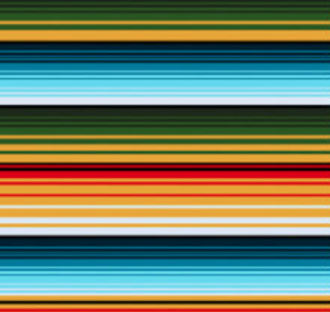 Serape Striped Patterned Vinyl - Craft Vinyl