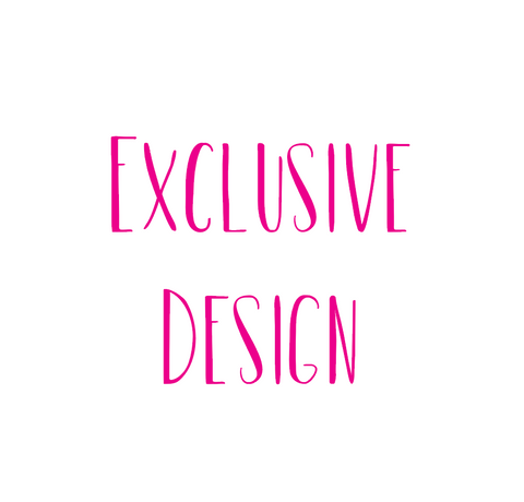 Design Fee - Pattern Exclusivity