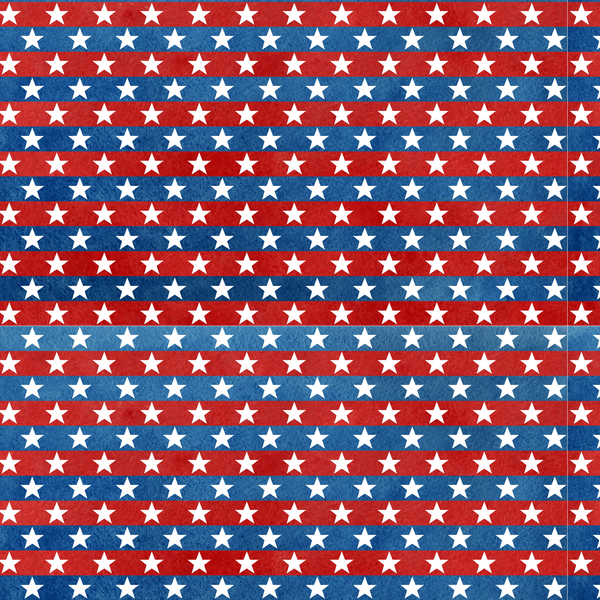 Stars & Stripes Patterned Vinyl - Craft Vinyl - Printed Adhesive 651 and Heat Transfer HTV