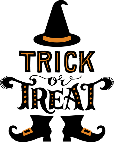 Trick or Treat SVG Download