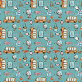 Back to School - Teal Whimsy