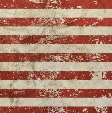 Distressed Stripes - Distressed American Flag - Stripes Only - Patterned Vinyl - Craft Vinyl