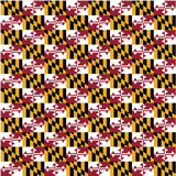 Maryland Flag Printed Vinyl