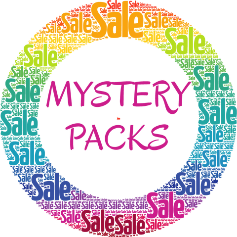 MYSTERY PACK - Adhesive Vinyl 5 Pack