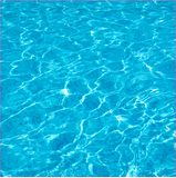 Swimming Pool - Water Patterned Craft Vinyl