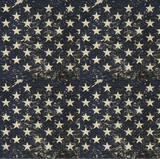 Distressed Stars - Distressed American Flag - Stars Only - Patterned Vinyl - Craft Vinyl