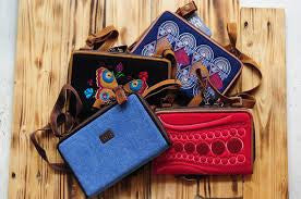 Clutch Bags and Wallets