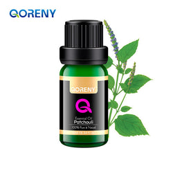 100% pure patchouli ESSENTIAL OIL NATURAL Eliminate acne relieve eczema calm removal of mosquitoes 10ml Aromatherapy bath