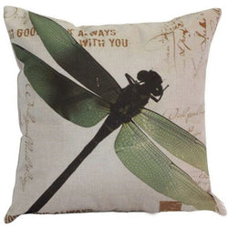 Pillowcase Home Wider Ouneed Dragonfly Sofa Bed Home Decor