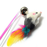 CUTE FEATHER TEASER FOR CATS