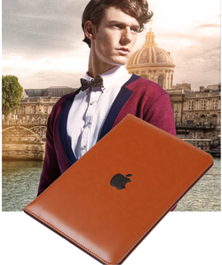 Business Style Luxury Flip PU Leather Case for iPad Pro 12.9""