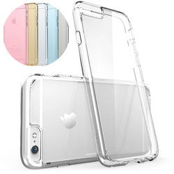 Cover Coque For iPhone Cases  Transparent Crystal Clear