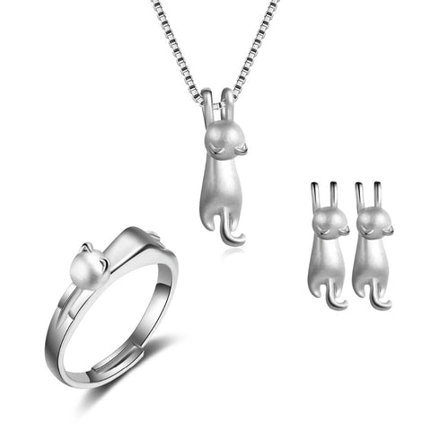 Cats Jewelry sets