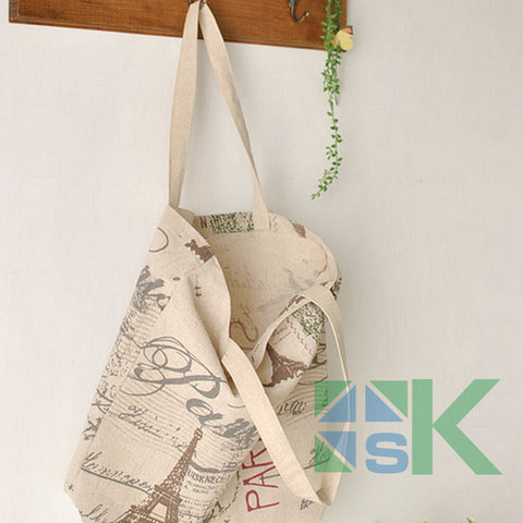 Canvas Women Casual Tote Designer Lady