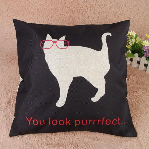 PUUURRFECT PILLOW CASES