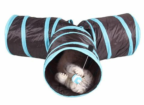 2016 CAT TUNNEL FUN TOYS