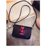 CUTE MEOW CROSSBODY BAGS